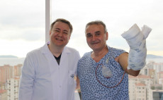Turkish Doctors Saved The Finger Which Was Said To Require Amputation In Germany And Bulgaria